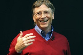 永远的微软,永远的比尔·盖茨