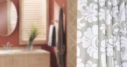 浴帘PEVA和布艺哪种好?