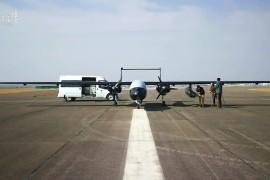 顺丰大型无人机模拟应急物资快速投递:载重1.2吨