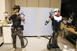 日本开发远距离同步机器人