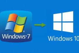 Windows 7 生命周期明年 1 月结束,Windows 10仍可免费升级 ?